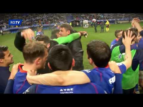 Esto se viene abajo | Real Oviedo - Sporting 17/18