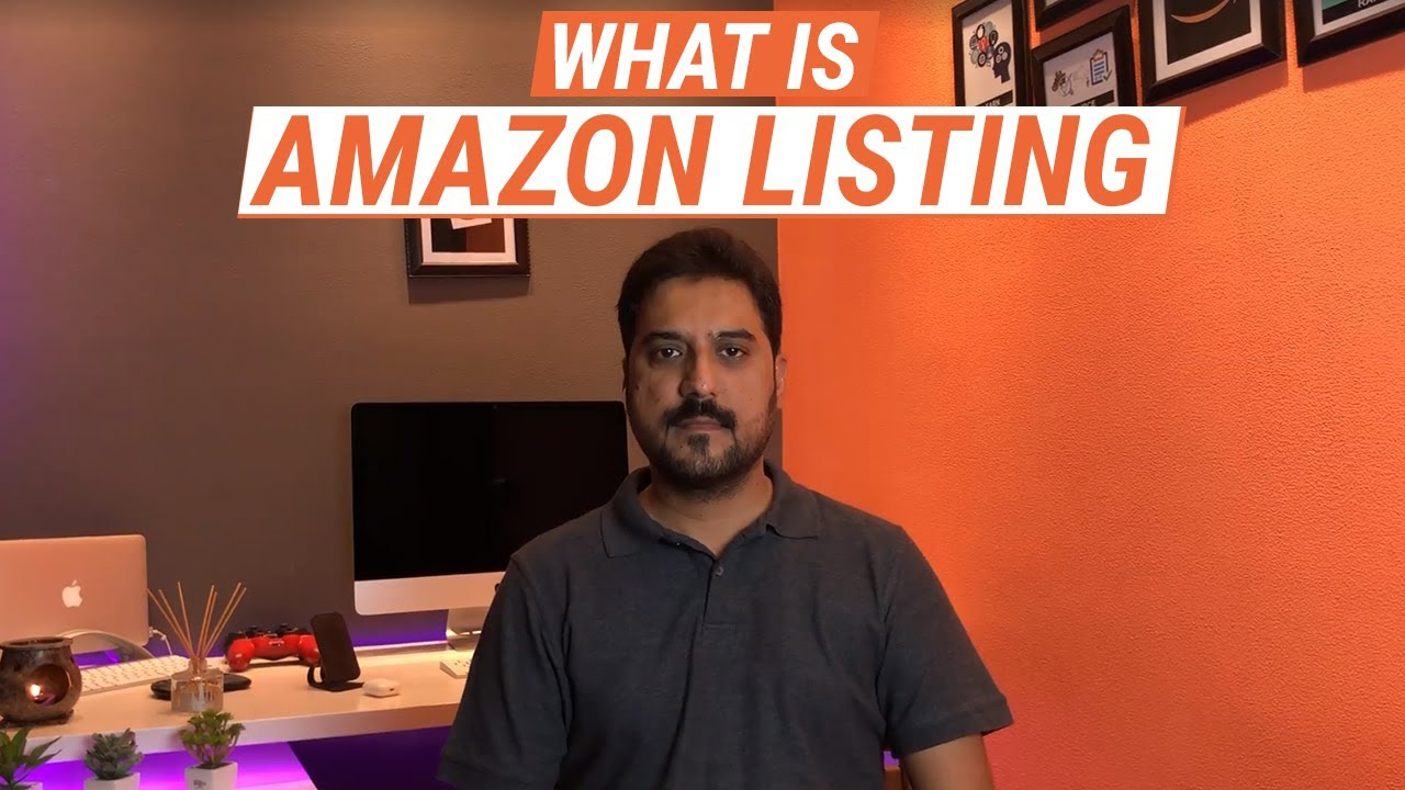 What is Amazon Listing?