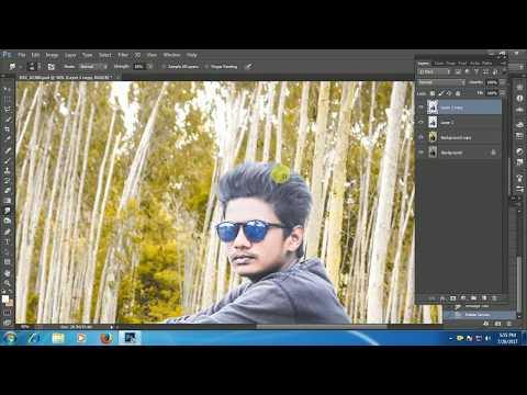Photoshop editing tutorials