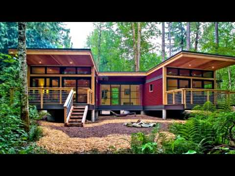 26 Prefabulous Cottages (Modern Prefab Homes) Design Ideas
