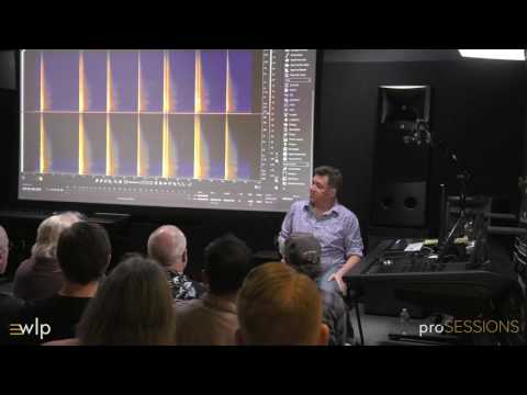 iZotope RX 6 Connect with Jason King   Part 4   Westlake Pro