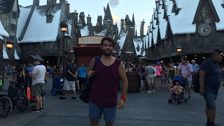 Harry Potter Dünyası & Universal Studios Orlando Part 1 VLOG   2Pals1Blog
