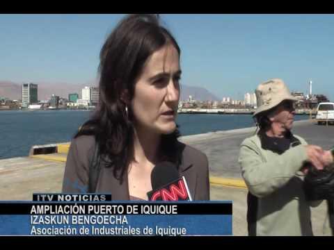 AMPLIACIÓN PUERTO DE IQUIQUE