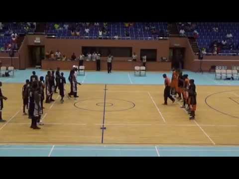 2015 BABA Finals Game 1 Pinelands vs WSC
