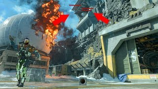 NO ONE KNEW WHERE THEIR SECRET GLITCH HIDING SPOT WAS?!?!?! HIDE N' SEEK ON *BLACK OPS 4*
