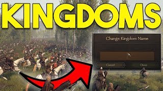 ULTIMATE GUIDE To STARTING A KINGDOM IN BANNERLORD!