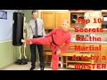 Top 10 Secrets for the Martial Arts by a Master-BRAD WROTE A BOOK!!