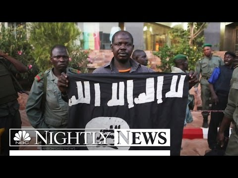 Mali Hotel Attack Ends in Commando Raid to Free Hostages | NBC Nightly News