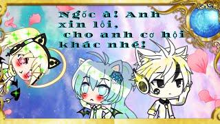 Ngốc à! Anh xin lỗi, cho anh cơ hội khác nhé!// Tập 3// ( Gacha life Vietnam) //by Chika #Chika thumbnail