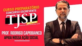 Prof. Capobianco apoia a ação social....e você????