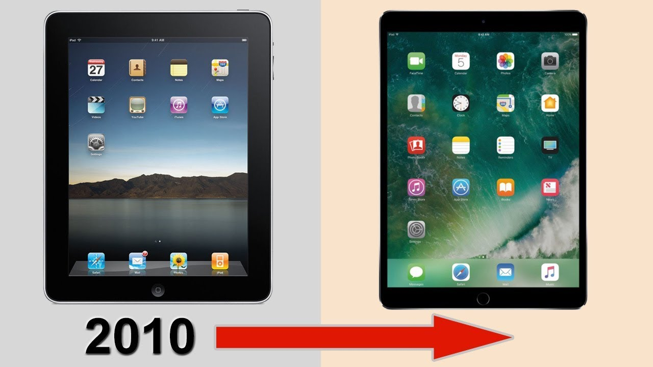 history of the ipad 2010 2017 youtube. Black Bedroom Furniture Sets. Home Design Ideas