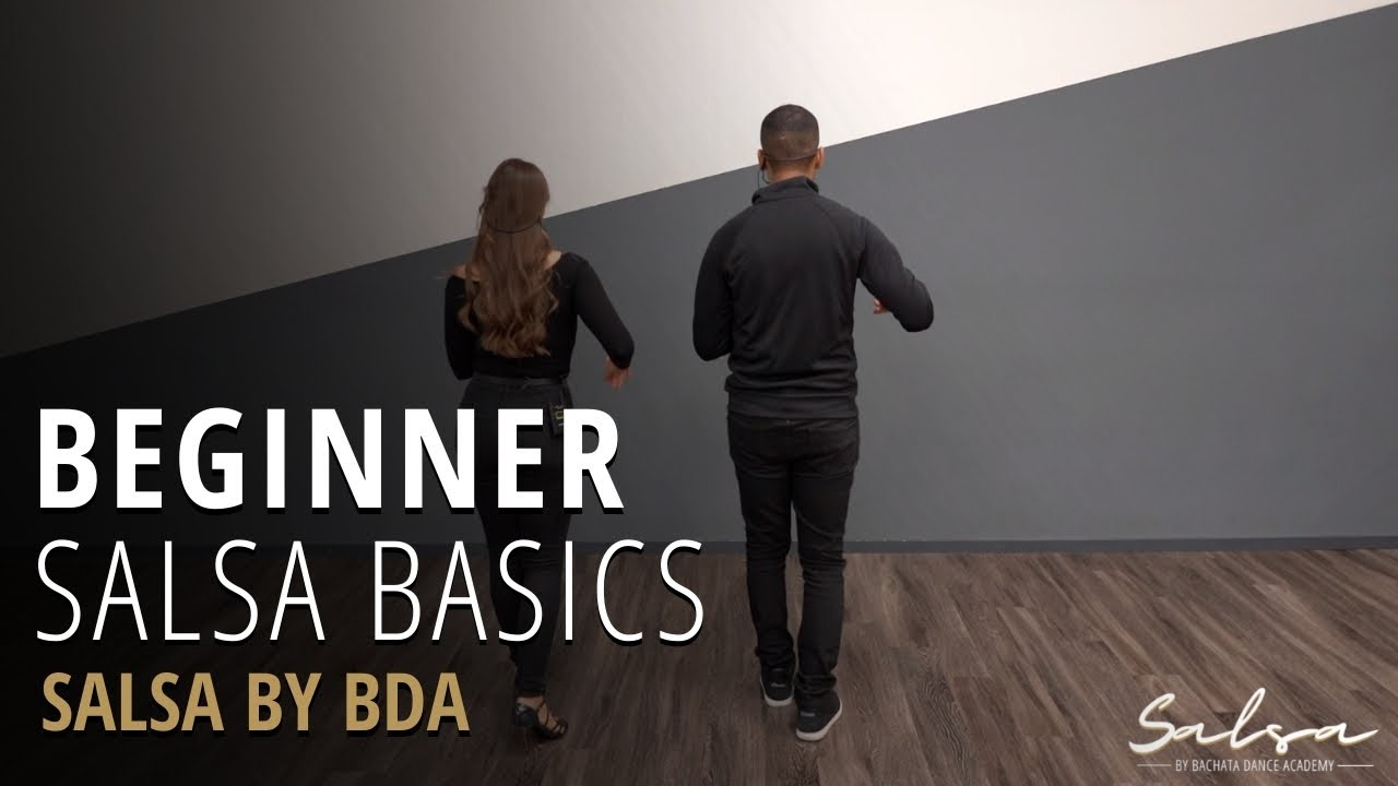 Salsa Dancing Beginner Basics Tutorial Video