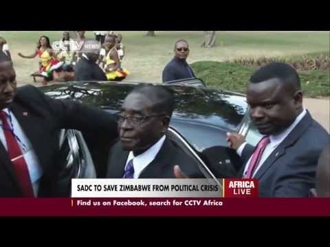 SADC to Save Zimbabwe from Political Crisis