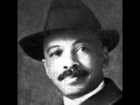 WC Handy - Snakey Blues - Father of The Blues - In Memoriam