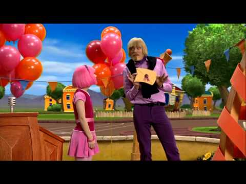 LazyTown S02E17 Dancing Dreams