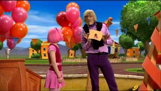 Repeat youtube video LazyTown S02E17 Dancing Dreams