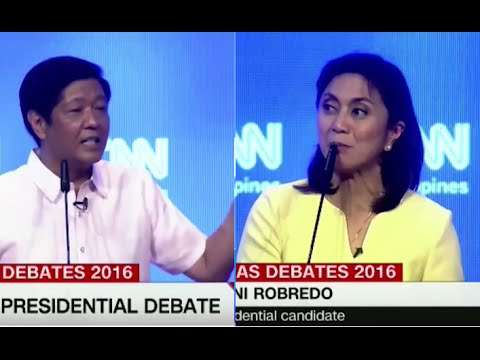 Marcos vs Leni Robredo | Liberal Party Hinders Compensation