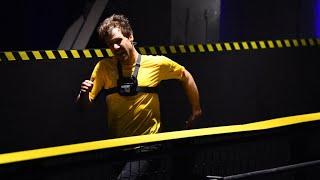 Match 2: Backstage Run - CATCH!
