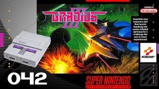 Gradius III [042] SNES Longplay/Walkthrough/Playthrough (FULL GAME)