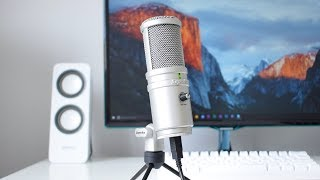 Superlux E205U Budget Studio Microphone Review
