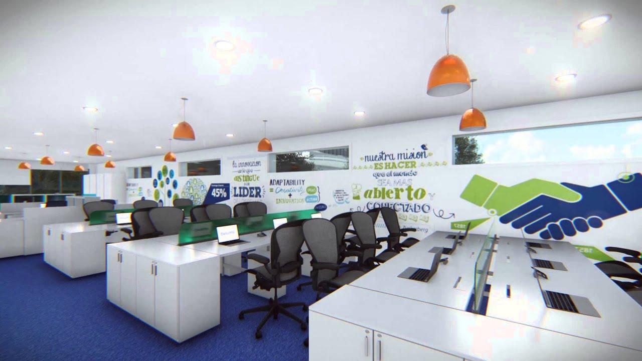 Lumion 6 0 3d buenos aires oficinas deloitte argentina for Oficinas deloitte