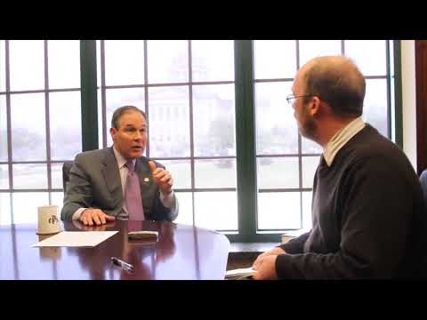 AG Pruitt played role in health care decision, according to emails (2013-04-12)