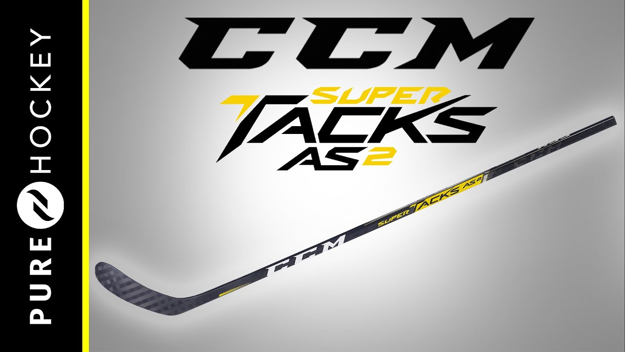 CCM Super Tacks AS2 Hockey Stick | Product Review