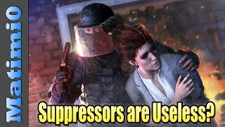 Suppressors Are Worthless? Rainbow Six Siege thumbnail