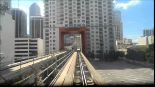 Miami Metromover (4x)