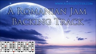 A Romanian Jam Backing Track