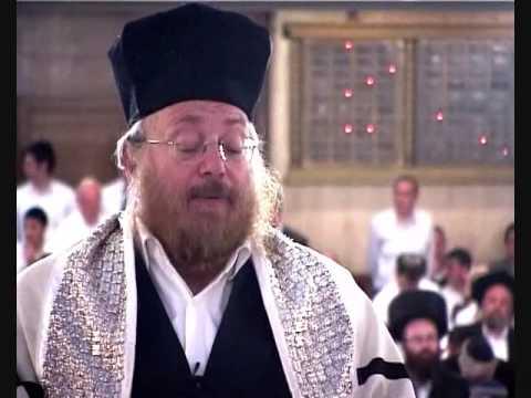 "Chazzan Chaim Adler Slichot 2009 ""Halben - Chataeinu"""