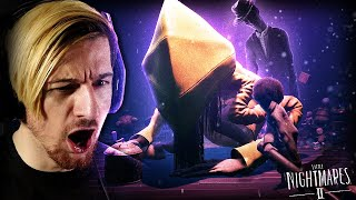 I AM COMPLETELY SPEECHLESS. THIS ENDING.. | Little Nightmares 2 (Ending)