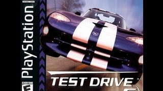 Test Drive 6 (PS1) (Gameplay) (GTE Accuracy Hack) [1080p]
