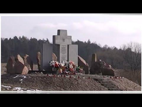 News                                      msz upamiętni polskie ofiary ss-galizien i upa w hucie p