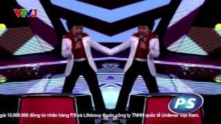 Nguyễn Hoàng Anh - H'ren lên rẫy - Giọng hát Việt 2014 - Full HD