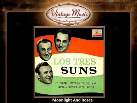 The Three Suns -- Moonlight And Roses (VintageMusic.es)