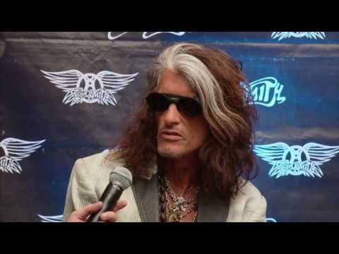 Interview with Aerosmith by Claudio Rodríguez Part 2 of 2
