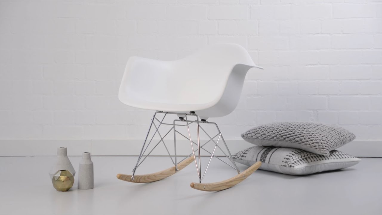 Eames RAR Rocking Chair | Product Overview | POPfurniture