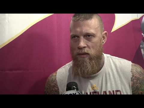 "Chris Andersen, Cavaliers working with ""never-ending toolbox"" in 2016"