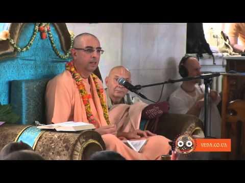 Бхагавад Гита 4.39 - Ниранджана Свами