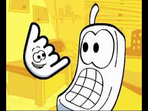dibujos animados anuncios tetonas