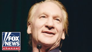 Bill Maher says liberal media COVID push 'scaring the s--- out of people'