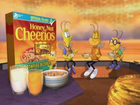 310e75d367d4 Honey Nut Cheerios Commercial - YouTube