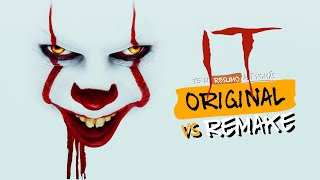 IT | #OriginalVsRemake | La De1990 vs La De 2017