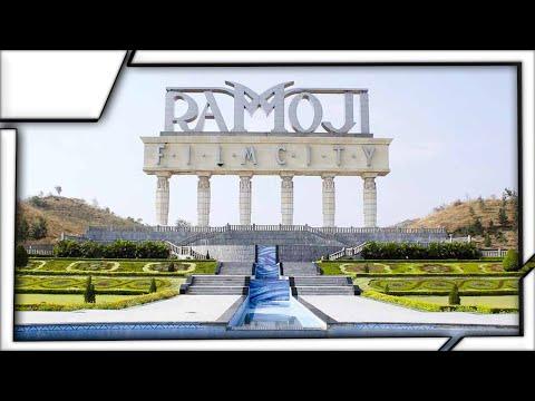 Ramoji Film City In Hyderabad, India - The Largest Film Studio In The World