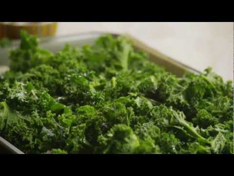 How to Make Baked Kale Chips | Kale Recipe | Allrecipes.com