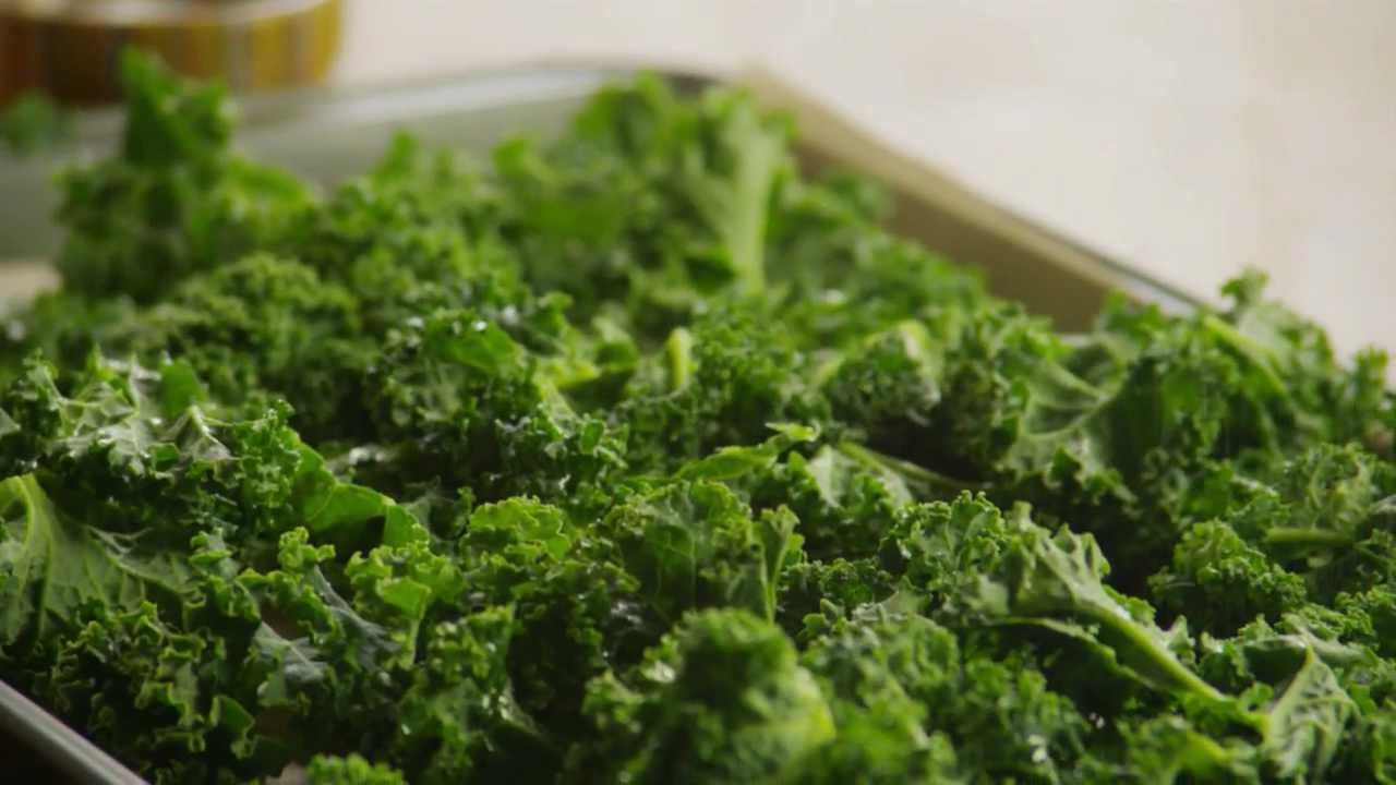 how to make baked kale chips - Can I Freeze Kale