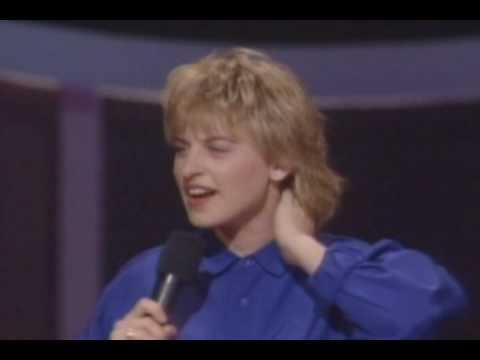 Ellen DeGeneres In A Very Early Stand-Up Appearance
