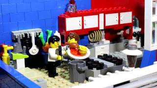 Hell's Kitchen   Пекельна кухня [LEGO Clip]