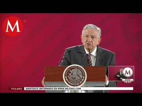 AMLO respeta veredicto contra 'El Chapo'; 'que sirva de lección'